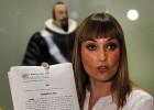 Una diputada valenciana, de baja maternal, usa Telegram para votar