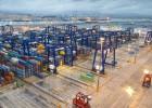 Algeciras tuvo en 2011 un aumento récord en tráfico de contenedores