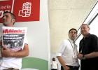 Griñán deja fuera de la ejecutiva a los críticos tras el voto de castigo