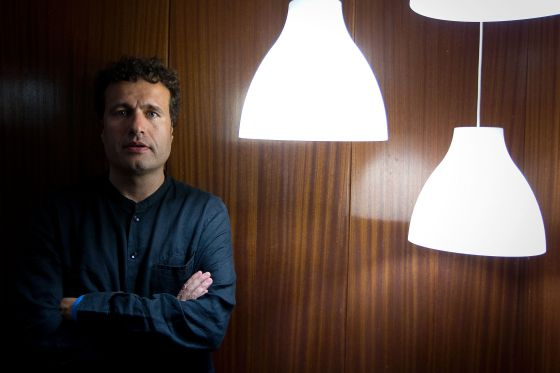 L'editor Jordi Ferré.