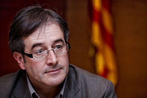 El exconsejero de la Generalitat Jordi Ausàs, en una imagen de archivo.