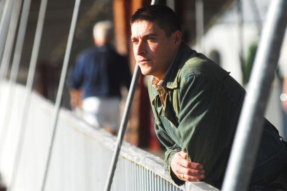 José Miguel Gago Chao, en una imagen de 2008