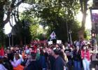 Miles de gallegos se movilizan contra el