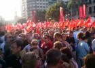 Miles de personas salen a la calle contra los recortes del Gobierno