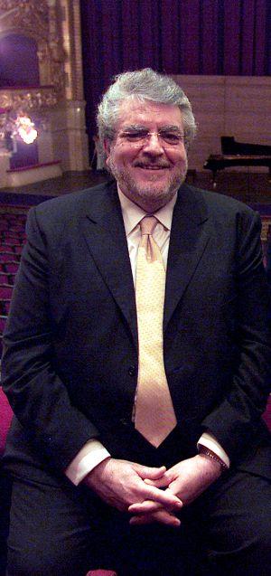 El barítono Joan Pons.