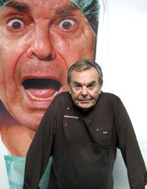 El actor Paco Morán.
