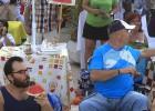 Sanitarios y policías protestan contra los recortes del Gobierno