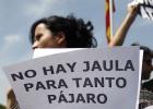 Los funcionarios cumplen dos semanas de protestas en las calles