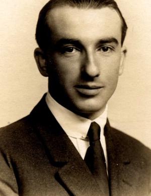 Retrato de Jorge Loring.