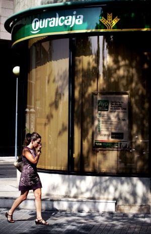 Cajamar y ruralcaja retrasan su fusi n para concretarla en for Cajamar valencia oficinas