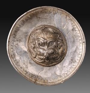 La 'Medusa de Titulcia', que se guarda en el Museo Arqueológico Regional.
