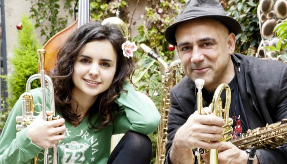 Andrea Motis y el Joan Chamorro Group actuarán el lunes