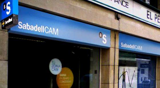 Las nuevas acciones del sabadell empezar n a cotizar el for Oficinas banco sabadell valencia