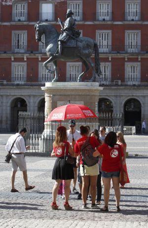 ¿Quién enseña Madrid?