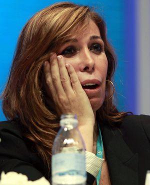 La líder del PP catalán, Alicia Sánchez-Camacho.