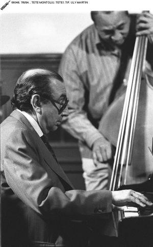 En 1994, Tete Montoliu sumó 31 días de actuaciones un Central que languidecía. Fue un éxito.