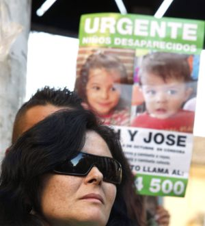 Ruth Ortiz, durante una pasada protesta.