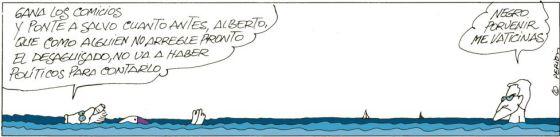 """Feijóo justifica el adelanto electoral para """"no crear más inestabilidad"""""""