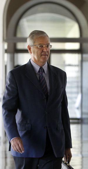 El interventor general de la Junta de Andalucía entre 2000 y 2010, Manuel Gómez.