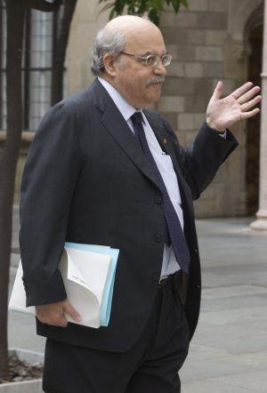 El consejero de Economía de la Generalitat, Andreu Mas-Colell.