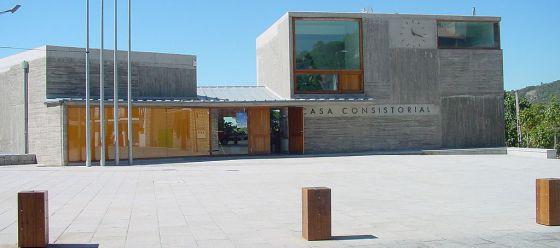 Ayuntamiento de Valdequemada, obra de Ángela García de Paredes e Ignacio Pedrosa.
