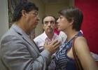 """Valderas acusa al PP de querer """"derrocar"""" al Gobierno andaluz"""