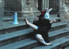 La danza retoma la calle en el festival ourensano Corpo (a) Terra