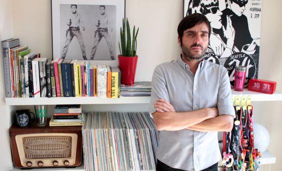 Vicente Martínez, director de Songsforever