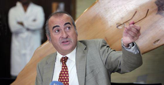 Josep Lluís Carbonell, director de la clínica Mediterránea Médica.
