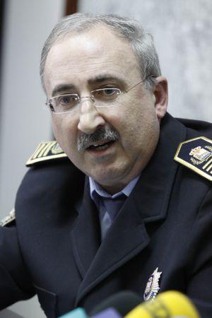 El jefe de la Policía Local de Ourense, Abelardo Ulloa