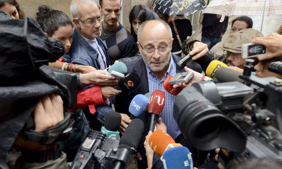 El alcalde de Ourense, Francisco Rodríguez
