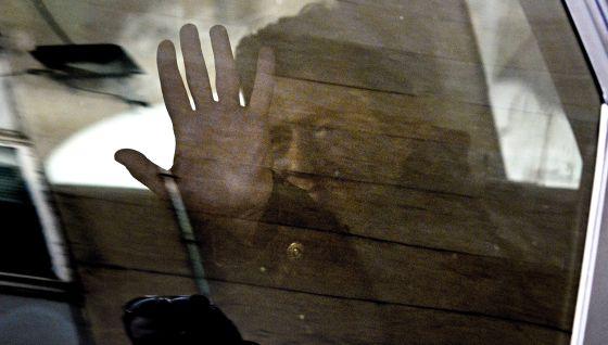 Fernando Varela, ayer tras ser detenido