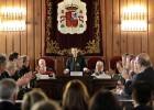 """De la Oliva exige un """"compromiso político"""" para agilizar la justicia"""