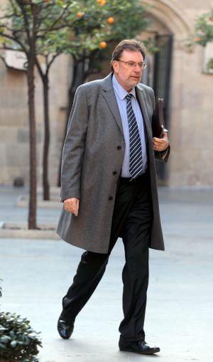 Josep Lluís Cleries, consejero de Bienestar Social y Familia.