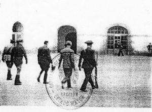 Companys es conducido a juicio el 14 de octubre de 1940. Al día siguiente fue fusilado.
