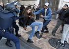 Las causas de los estudiantes de la 'primavera valenciana', sobreseídas
