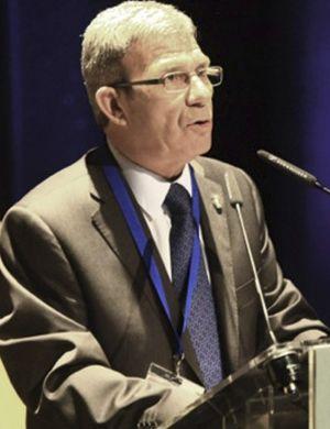 Fotografía publicada en la web del Foro de las Ciudades 2012 del concejal socialista José Borrás.