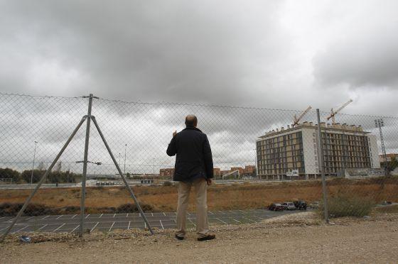 Un arquitecto que realizó informes para Martinsa en Arganda.