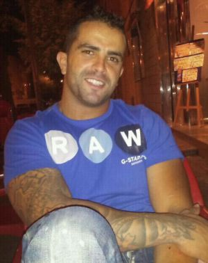 Imagen de Óscar Fernández Garrido facilitada por la familia.