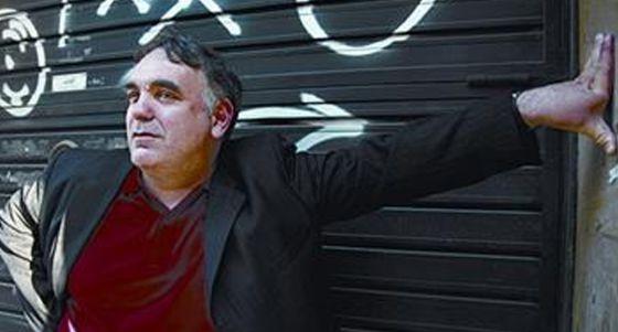L'escriptor Joan-Daniel Bezsonoff.