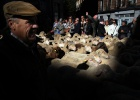 2.000 ovejas por el centro