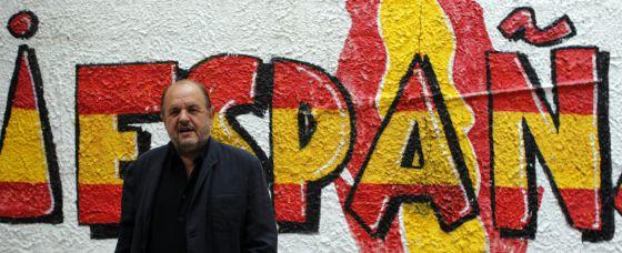 José Luis Roberto, dirigente de España 2000.