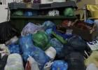 Freno a la retirada externa de basuras para desbloquear la huelga