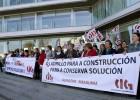 La plantilla de Alfageme pide salvar el empleo antes de la puja