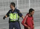 El comisario de Algeciras impide la inspección del CIE