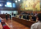 El alcalde de Leganés lamina toda oposición interna