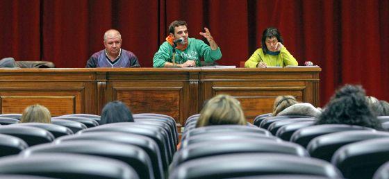 Últimas oposiciones de primaria convocadas en Madrid.