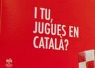 ¿Todavía no juegas en catalán?