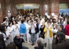 Jornada de protestas en los hospitales contra los recortes