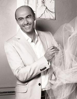 El diseñador Manuel Mota.